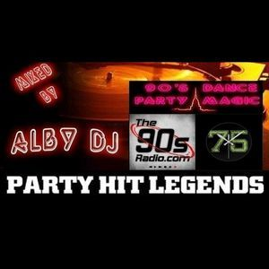 Party Hit Legends #75 – The Best 90's Hits Songs by Alby   Mixcloud