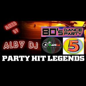 Party Hit Legends #05 – The Best 80's Hits Songs by Alby   Mixcloud