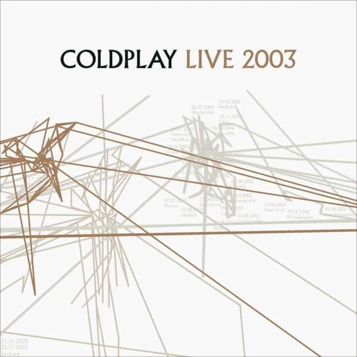 Coldplay   Concert A Rush of Blood to the Head Tour: Live 2003
