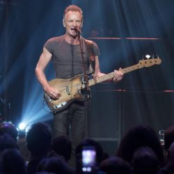 Sting   Concert at the Bataclan '16