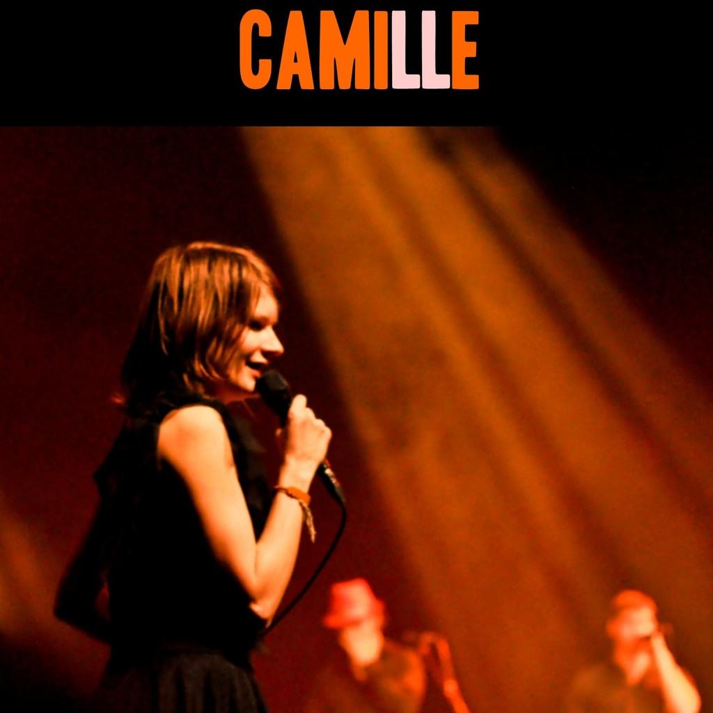 Camille - Music Hole Live - 2008