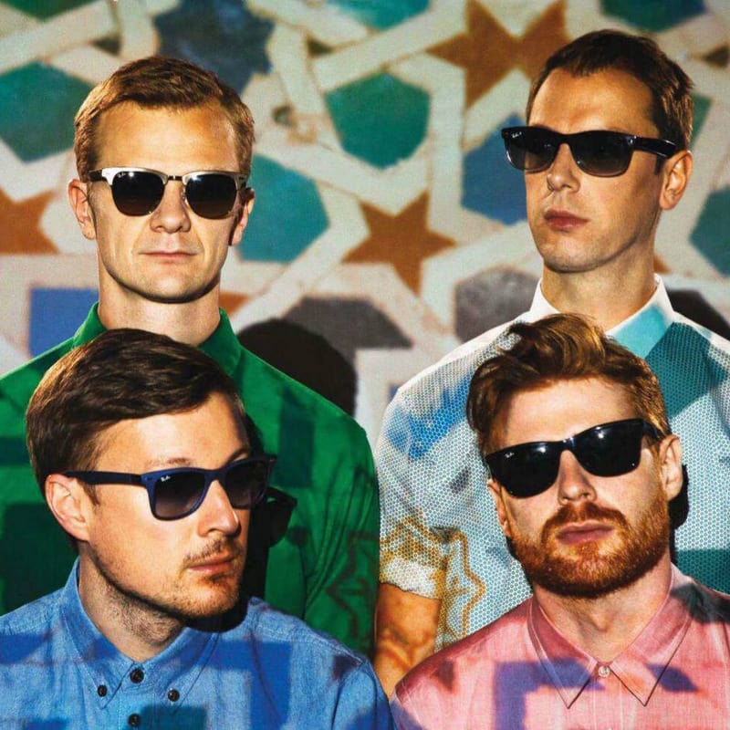 Django Django | Best of 09-16