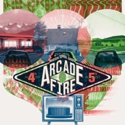 Arcade Fire | Concert at Madison Square Garden '10