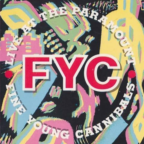 Fine Young Cannibals   Concert The Raw & the Cooked Tour: Live at the Paramount '89