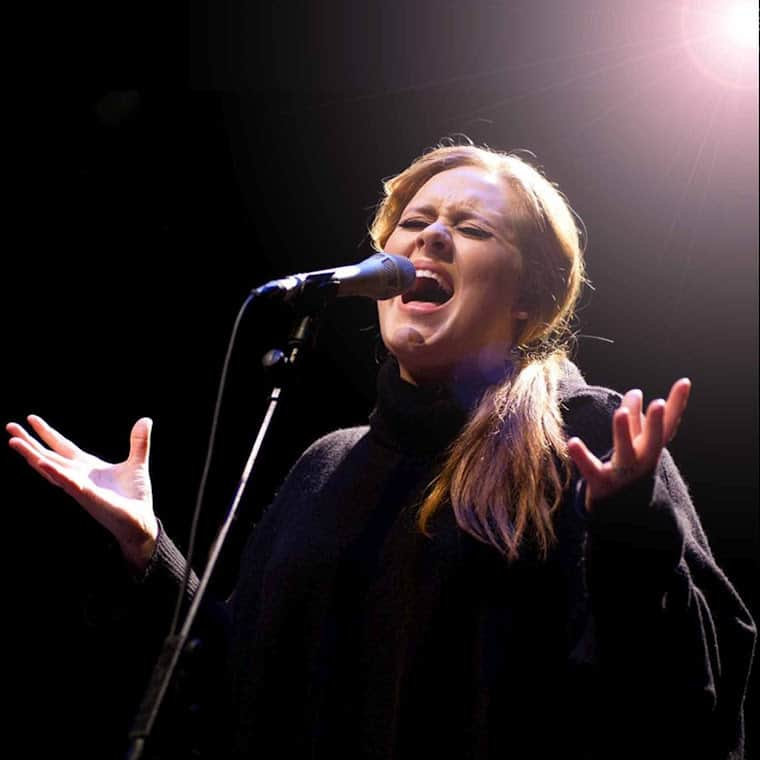 Adele - Live at the Tabernacle 2011