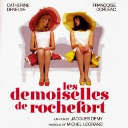 "Jacques Demy | ""The Young Girls of Rochefort"" – 1967"