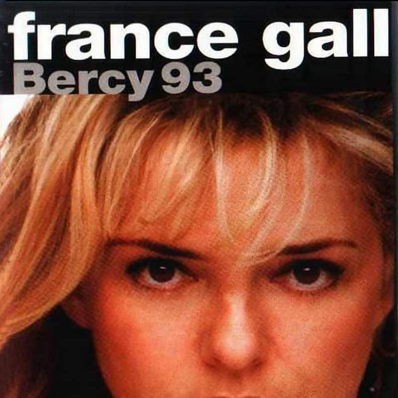 France Gall - Concert Bercy 1993