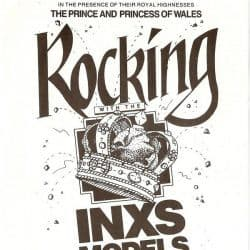 INXS | Concert Rocking the Royals: Live in Melbourne 1985