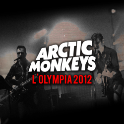 Arctic Monkeys | Concert Suck It and See Tour: Live at l'Olympia '12