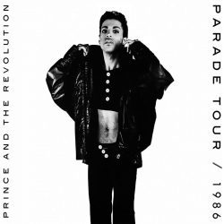 Prince and The Revolution   Concert Hit 'N' Run – Parade Tour: Live in Stockho ...