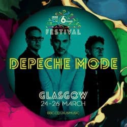 Depeche Mode | Concert Live @ 6 Music Festival – Glasgow Barrowlands 2017