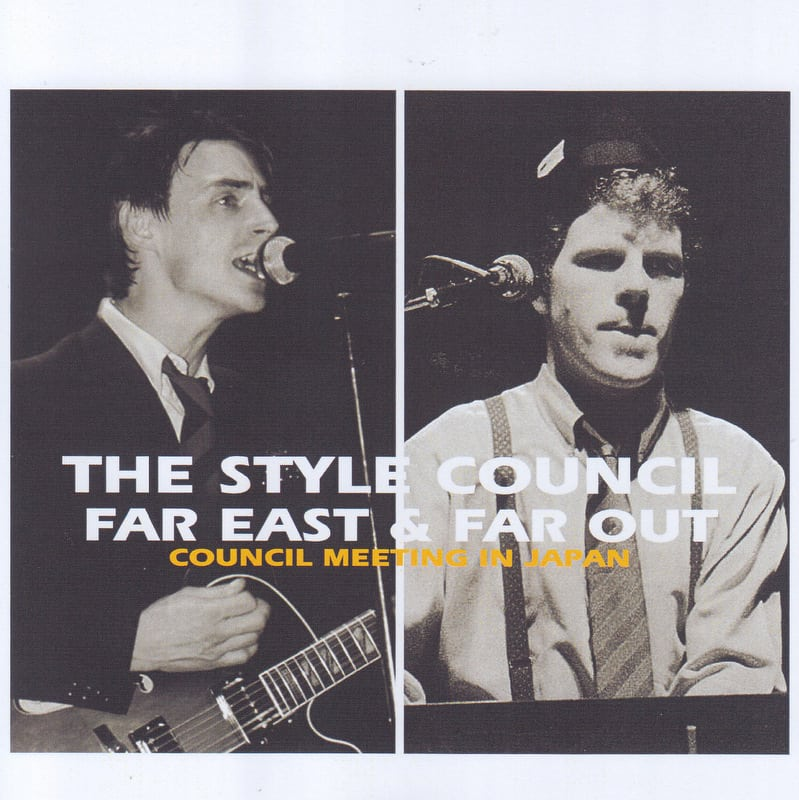 The Style Council   Far East & Far Out Live 1984