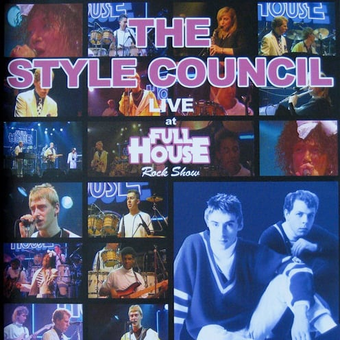 The Style Council   Live @ Full House Rock Show 1987