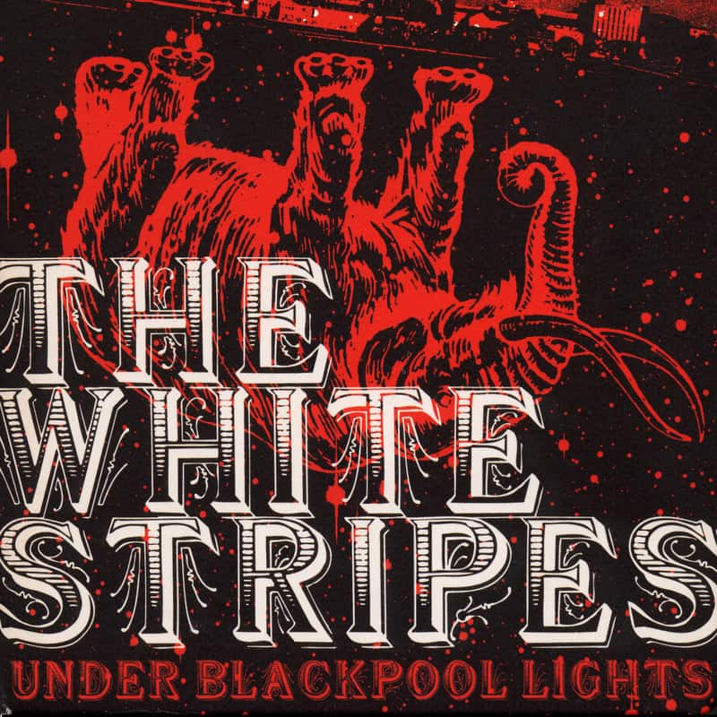The White Stripes - Concert Under Blackpool Lights 2004