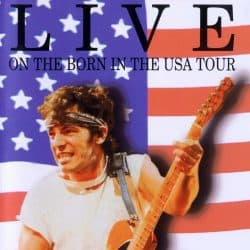 Bruce Springsteen & The E Street Band | Concert Born in the U.S.A. Tour: Live in Philadelph ...