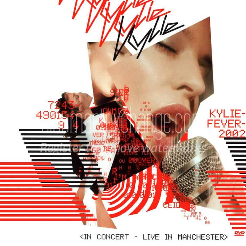 Kylie Minogue - Concert KylieFever2002 Tour- Live in Manchester 2002