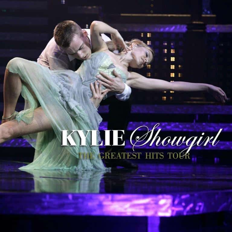 Kylie Minogue - Concert Showgirl - The Greatest Hits Tour 2005