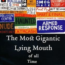 Radiohead | The Most Gigantic Lying Mouth of All Time – Documentary – 2004 | 15+