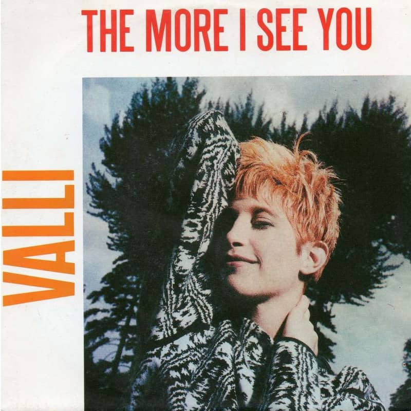 Valli - The More I See You - 1986