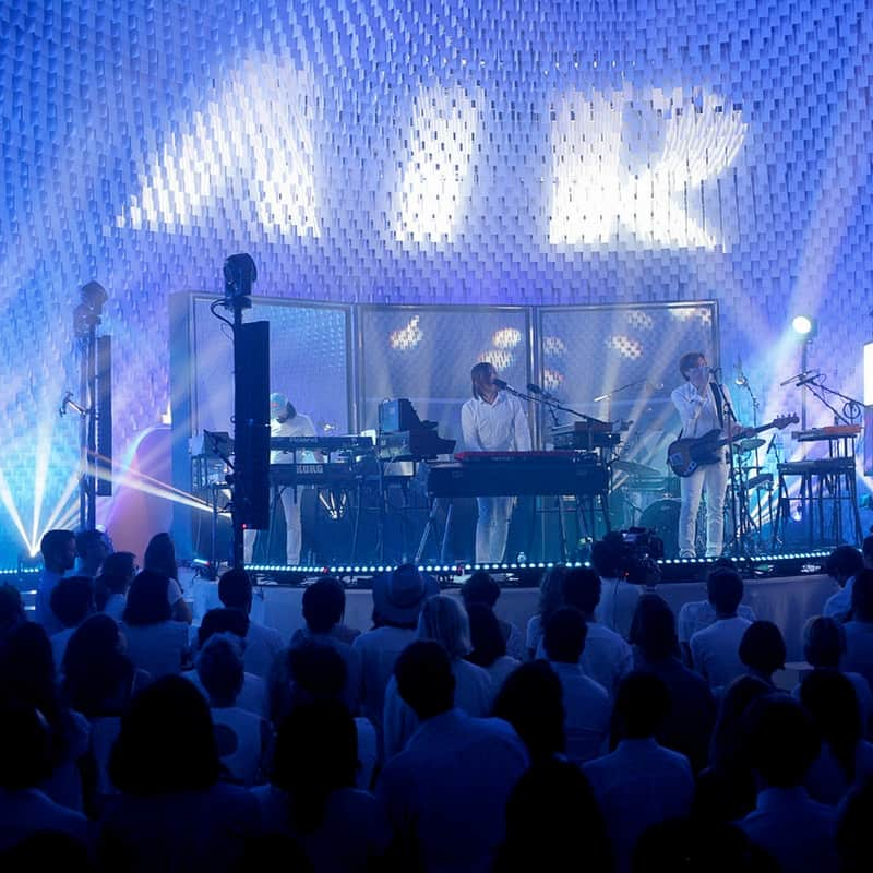 Air   Concert Binaural Show: Live at the Niedemeyer Space '16