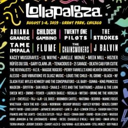 The Strokes | Concert The New Abnormal Tour: Live @ Lollapalooza Festival '19 | +15