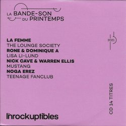 Les Inrocks | La Bande-Son du Printemps '21 | 15+