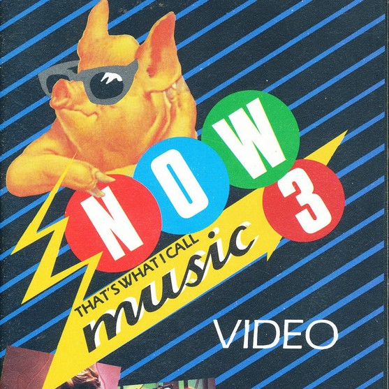 Now That's What I Call Music Video | Vol. 03 – 1984