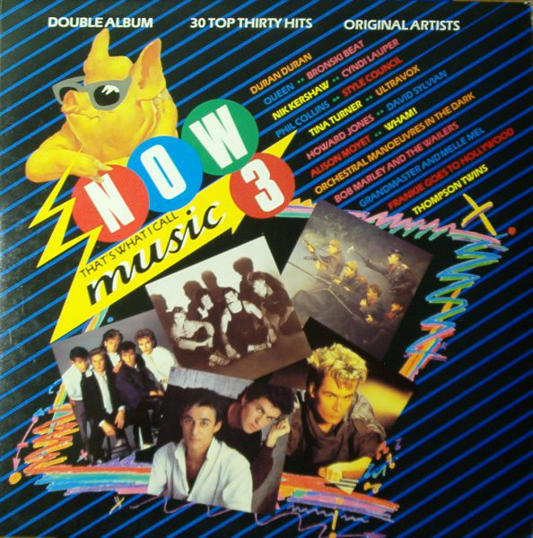 Now That's What I Call Music! | Vol. 03 – 1984