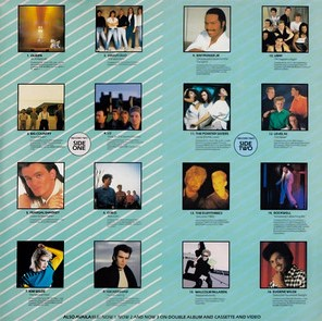 Now That's What I Call Music, Vol. 004 - 1984 - LP - Verso 2-2