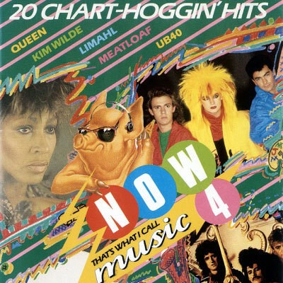 Now That's What I Call Music Video | Vol. 04 – 1984