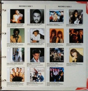 Now That's What I Call Music, Vol. 009 - 1987 - LP - Verso 2-2